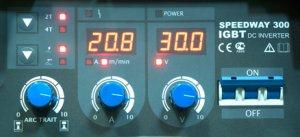 Панель управления Aurora PRO SPEEDWAY 300