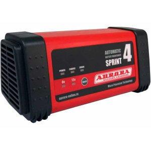 Зарядное устройство Aurora Sprint 4 для аккумуляторных батарей