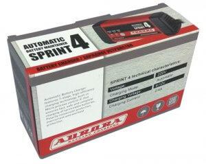 Упаковка Зарядного устройства Aurora Sprint-4