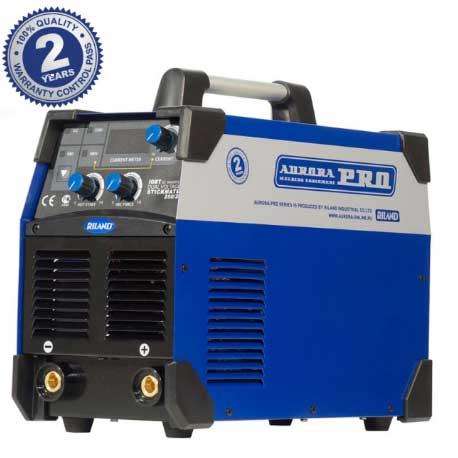 Сварочный инвертор Aurora PRO STICKMATE 250/2 Dual Energy (питание от 220В и 380В)