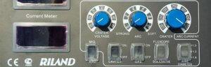 Панель управления Aurora PRO ULTIMATE 500
