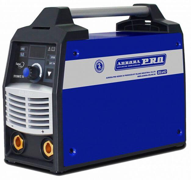 Сварочный инвертор Aurora PRO Stickmate 185 (есть выбор типа электрода!!!)