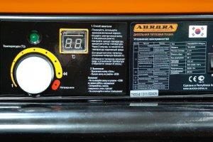 Термостат Дизельной тепловой пушки непрямого нагрева Aurora TK