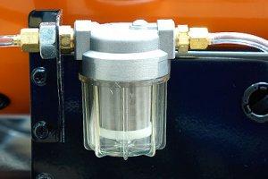 Внешний топливный фильтр Дизельной тепловой пушки непрямого нагрева Aurora TK