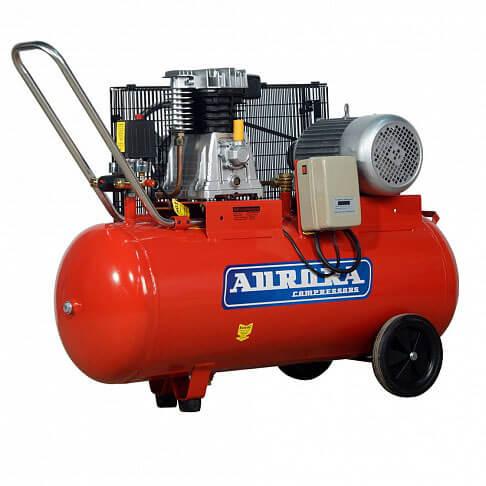 Воздушный компрессор Aurora Tornado-100 (485л/мин, 100л)